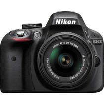 Nikon D3300 18-55mm 24.2mp 100% Nuevo 32gb Miraflores