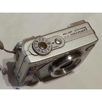Cámara Sony Cyber Shot Dsc-w1 Con Rosca Para Cambio De Lente