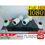 Kit 4 Camaras De Seguridad Hik Vision 1 Tb Full Hd 1080p