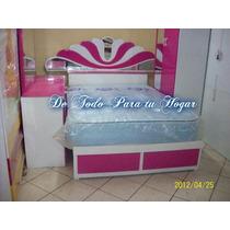 Juego De Dormitorio 5 Piezas