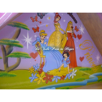 Cama Cuna De 1.5 Princesas