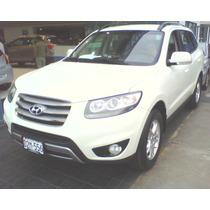 Vendo Hyundai Santa Fe Año 2012 7 Asientos