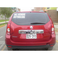Remato Mi Renault Duster Impecable