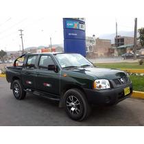 Camioneta Nissan Frontier Año 2014 - 4x 2 Kilometraje 16400
