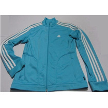 Casaca Adidas Deportiva Made In China Talla M Dama Poco Uso