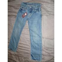 Jean American Eagle Traido De Usa : Talla 26