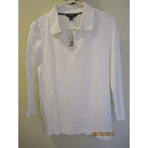 Camisa De Vestir Para Dama Marca Tommy Hilfiger