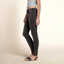 Hollister Jean Mujer Talla 3 ( Talla 28 ) Modelo Jeggings