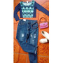 Crop Fashion Basic Top Algodon Strech Otoño Invierno T= S/m
