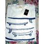 Polo Hollister Estampado Skater Traido De Eeuu