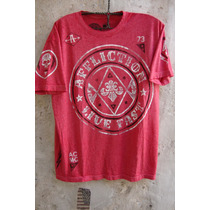 Affliction Polo Genuino Talla L Made In Usa Con Etiqueta
