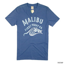 Polo Cuello V Hollister Malibu First Point Talla M