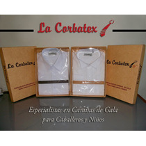 Camisas De Vestir Para Promociones Niños, Graduaciones
