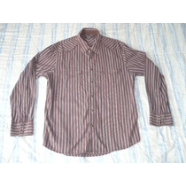 Camisa Kenneth Cole Reaction Talla L Made In Macau