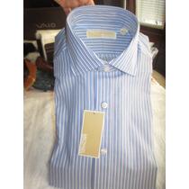 Preciosa Camisa Para Hombre Marca Michael Kors Importado Usa
