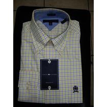 Preciosa Camisa Para Hombre Tommy Hilfiger Importada