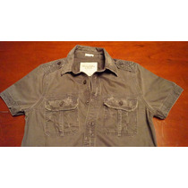 Chaqueta Polo Abercrombie Muscle Camisa Quicksilver