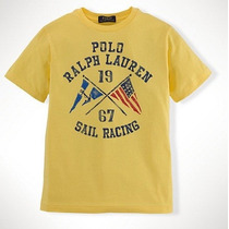 Polo-28 Big Pony ( Amarillo ) : Talla M