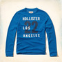 Sudadera Fleece 22 Hollister By Abercrombie & Fitch Eeuu