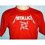 Polos Metallica Unicos Y Exclusivos!