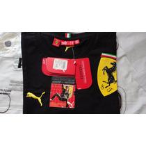 Polo Puma Scuderia Ferrari Talla M Nuevo
