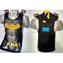 Polos - Bividi Estampados De Batman Tallas Xs-s-m-l-xl