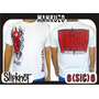 Polos Slipknot Blanco..mankuzo Diseños Exclusivos!!