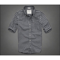 Abercrombie Cooper Kiln Shirt Medium Camisa No Hollister
