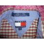 Camisa Manga Larga Tommy Hilfiger Talla L 100% Algodon Origi