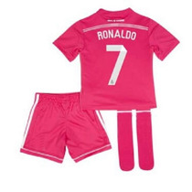 Real Madrid Ronaldo - Niños (camiseta + Short + Medias )