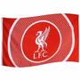 Banderola Liverpool Original Con Licencia Importada A Pedido