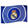 Banderola Real Madrid Original Licencia Importada A Pedido