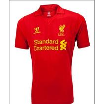 De Colección: Original Warrior Liverpool 2012/13 No Replica