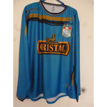 Camiseta Sporting Cristal Manga Larga Jomas 2007