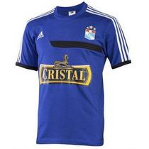 Polo Del Sporting Cristal Talle L Adidas