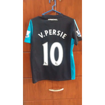 De Colección: Arsenal Nike Van Persie 2012 No Replicas