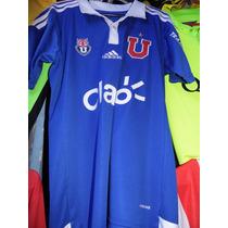 Camiseta Club U. De Chile Temporada 2014 - 2015
