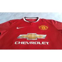 Camiseta Manchester United 2014/2015