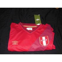 Camiseta Peru Umbro Original Nueva L Xl