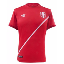 Camiseta Umbro Perú Away Jersey 2015 New