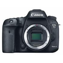 Canon Eos 7d Mark Ii Slr Solo Cuerpo + Garantía 1 Año Nueva