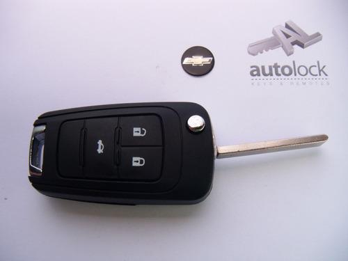 Carcasa De Control Remoto Para Chevrolet Cruze Sonic