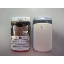 Pedido : Carcasa Completa Blackberry Bold 9780 Blanco Origin
