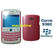 Carcasa Rosada Blackberry Curve 9360 Funda Dura Estuche Case