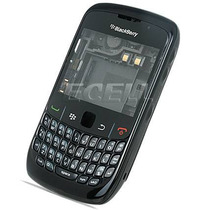 Pedido Carcasa Blackberry 8520 Original Color Negro