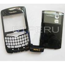 Carcasa Blackberry 8350i Nextel Housing Original Blanco Rojo