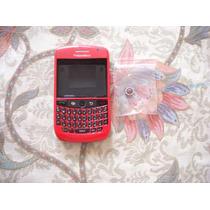 Pedido Carcasa Cover Blackberry Curve 8900 Rojo+ Trackball