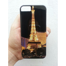 Case Torre Eiffel Iphone 5/5s (+1 Mica)