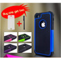 Case Protector Hibrido Iphone 5c + Mica + Lápiz Táctil