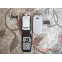 Pedido Carcasa Cover Nokia 6101 Completa Negro